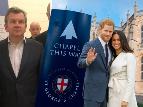 Council leader calls for homeless people to be removed before royal wedding