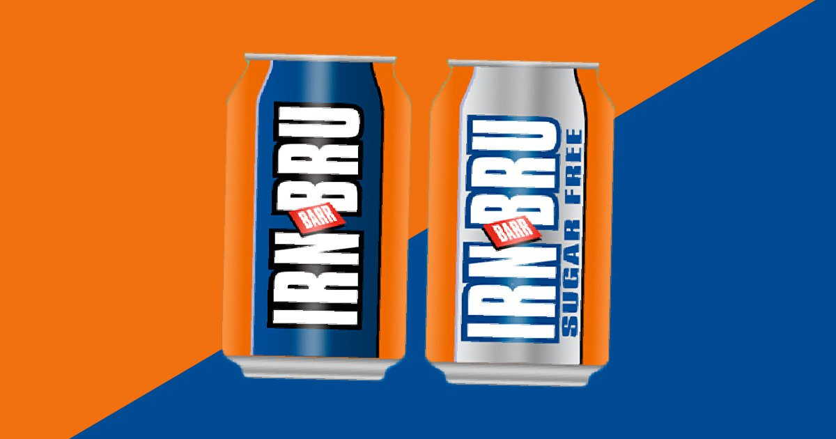 Scots are stocking up on Irn Bru because the recipe is changing