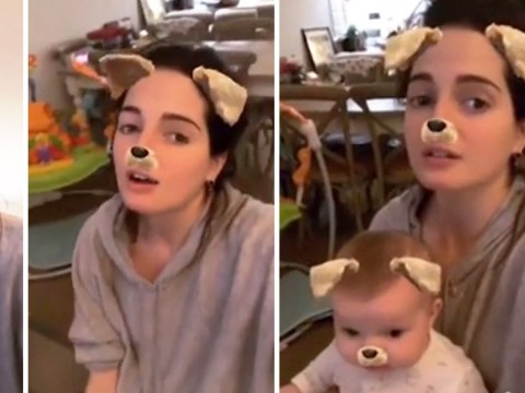 Made in Chelsea's Binky Felstead reveals 'mummy meltdown' as she accidentally locks baby India in house