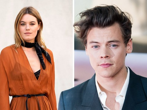 Harry Styles takes model girlfriend Camille Rowe to meet the parents