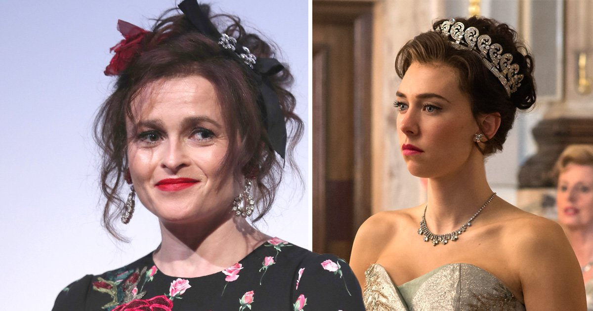 Helena Bonham Carter could take over as Princess Margaret in the next series of The Crown