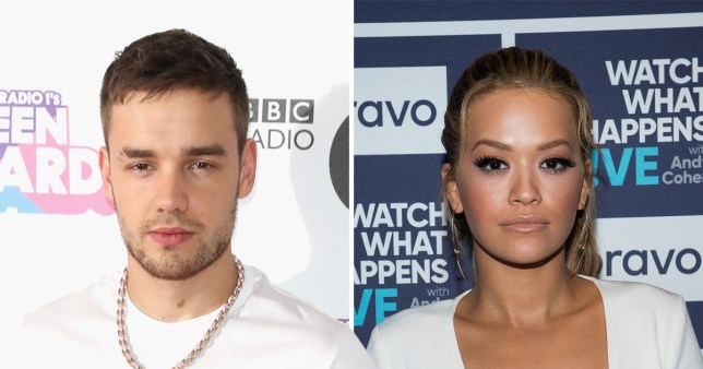 Playful Rita Ora hits the studio with Liam Payne as they lark around while recording Fifty Shades Freed duet... in teaser clip shared just days before release date