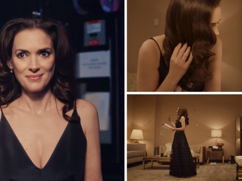 Winona Ryder's acting comeback highlighted in divisive L'Oreal ad aired during Golden Globes