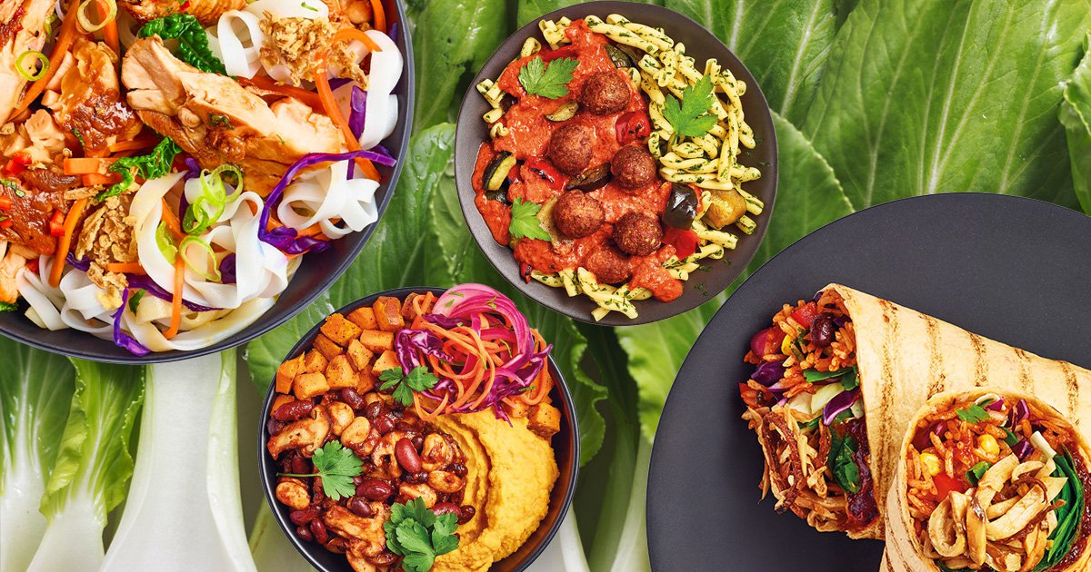Tesco launches epic new range of plant-based meals