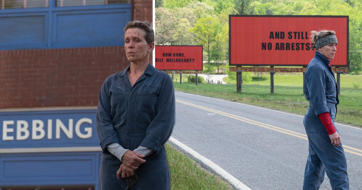 Where was Three Billboards Outside Ebbing, Missouri filmed?