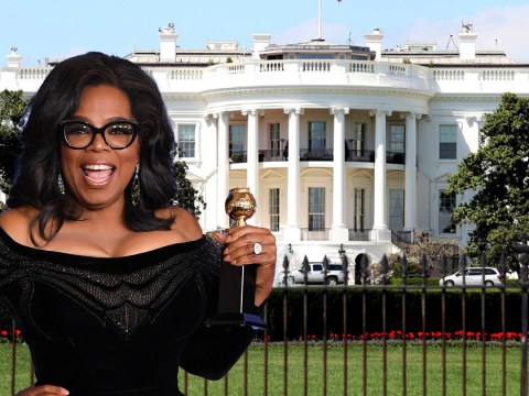 Oprah's partner Stedman insists she would 'absolutely' run for President after that incredible Golden Globes speech