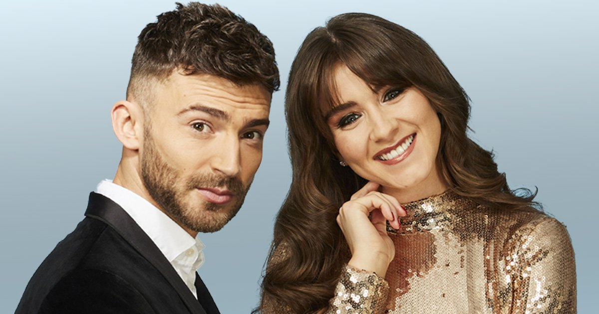 Dancing on Ice star Jake Quickenden confesses secret crush on Brooke Vincent