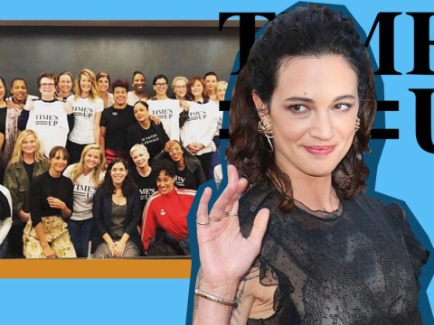 Harvey Weinstein accuser Asia Argento confirms she was not asked to be part of Times Up