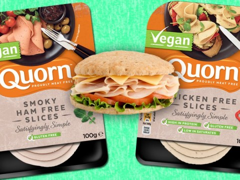 Quorn launches two new vegan sandwich slices