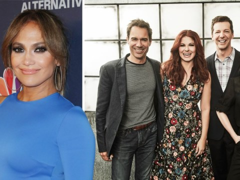 Jennifer Lopez to return to Will and Grace and she has two roles
