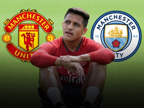 Manchester United or Man City: Which would be the best option for Alexis Sanchez?