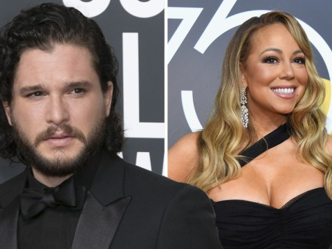 Mariah Carey gets straight to the point with Kit Harington cornering star for Game of Throne spoilers