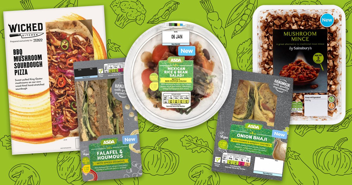 What Vegan Foods Are Available At Supermarkets And Are They