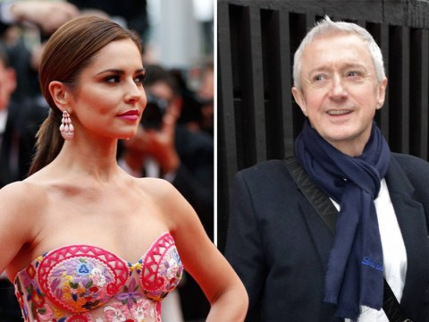 Louis Walsh reignites Cheryl feud by mocking her singing abilities