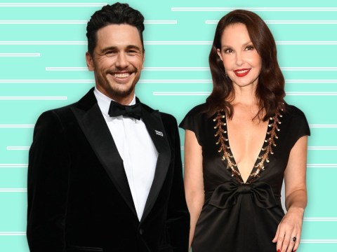Ashley Judd praises James Franco for his 'terrific' response to sexual misconduct allegations