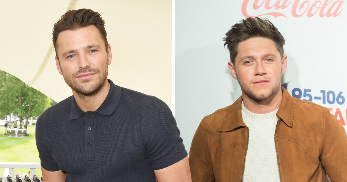 Mark Wright and Niall Horan are practically best pals - he credits the 1Der for his new LA life