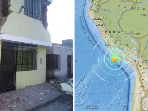 Massive 7.3 magnitude earthquake hits coast of Peru