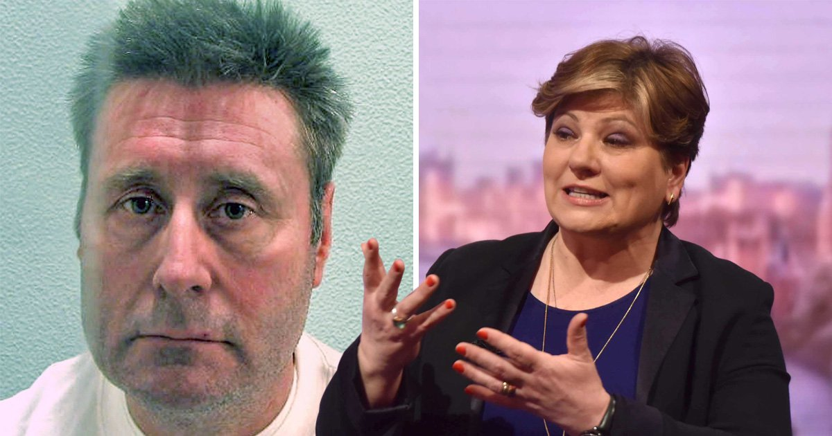 Black cab rapist John Worboys is 'still a threat to women' says Labour's Emily Thornberry