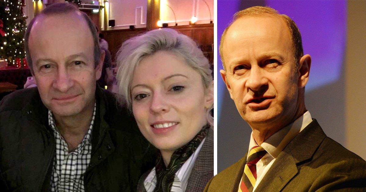 Ukip leader declares he is 'still in love' with 'racist' Jo Marney