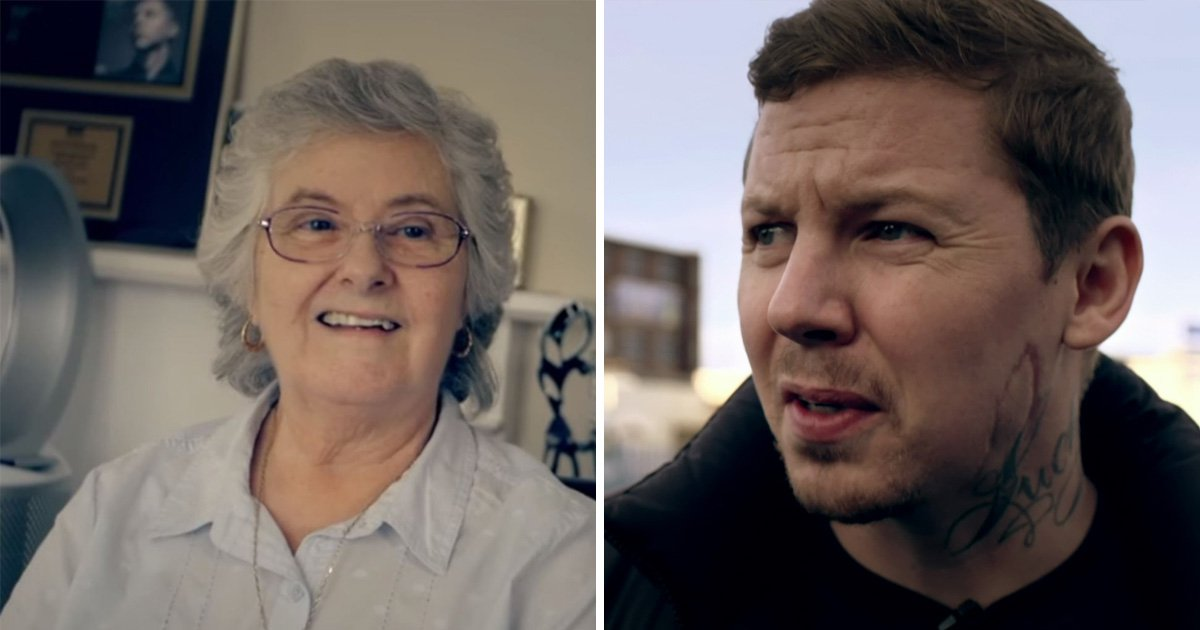 'My family is fractured' Professor Green's Nan opens up on raising him after her husband abandoned her