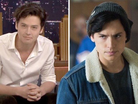 Cole Sprouse says Jughead Jones' loyalties are tested in the Riverdale civil war