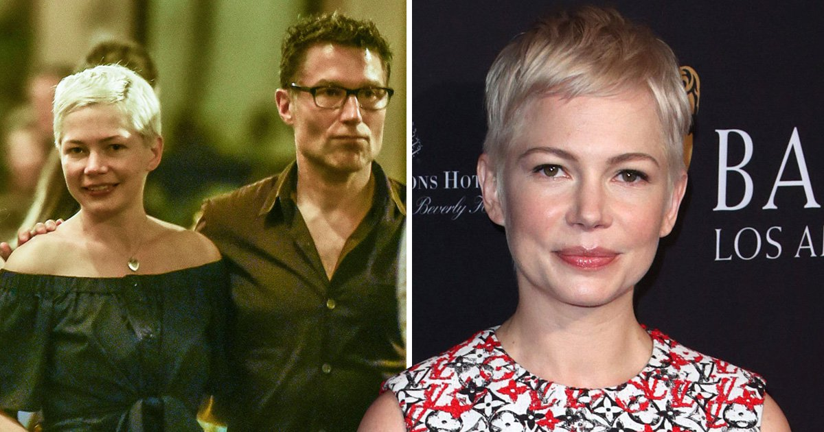 Michelle Williams 'engaged to Andrew Youmans' ten years after Heath Ledger's death