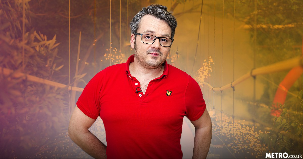 S Club 7's Paul Cattermole told he is 'not famous enough' to appear on I'm A Celebrity
