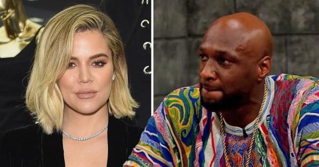 2b959953e Lamar Odom says he s  happy  for pregnant ex-wife Khloe Kardashian ...