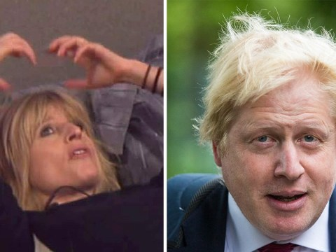 Celebrity Big Brother's Rachel Johnson fiercely defends brother Boris's 'uncontrollable' hair