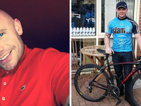 Cyclist who became fastest man in world to cycle through Europe dies aged 40