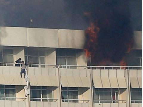 Armed siege of luxury Kabul hotel leaves 18 dead