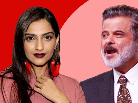 Bollywood star Sonam Kapoor says father Anil was delighted with period poverty film