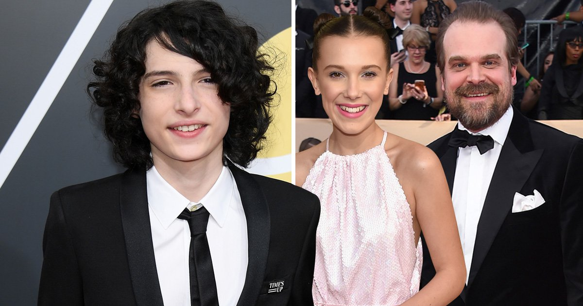 Stranger Things cast leave SAGs empty-handed as Finn Wolfhard misses awards due to illness