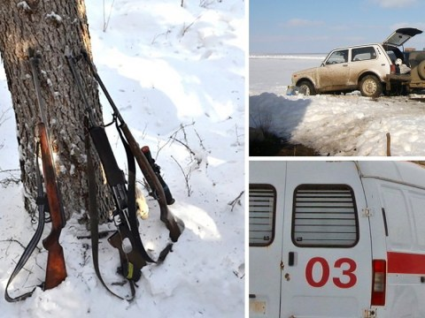 Dog shoots his owner to death with rifle while out hunting