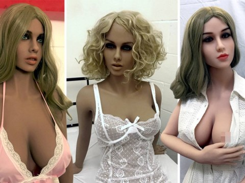 Inside the UK's first sex doll brothel