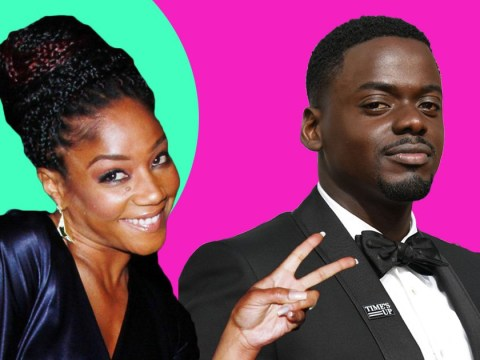 Tiffany Haddish totally messed up Daniel Kaluuya's name during Oscar's nominations but styled it out