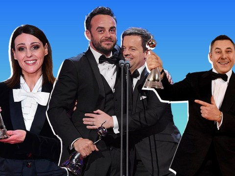 From Ant and Dec's emotional speech to David Walliams mocking Simon Cowell: Everything that happened at the NTAs 2018