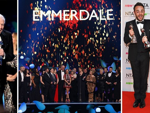 National Television Awards 2018 winners