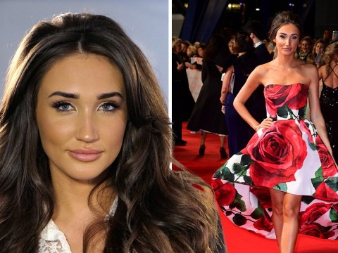 Megan McKenna skips NTAs afterparty as she's 'rushed to hospital with illness'