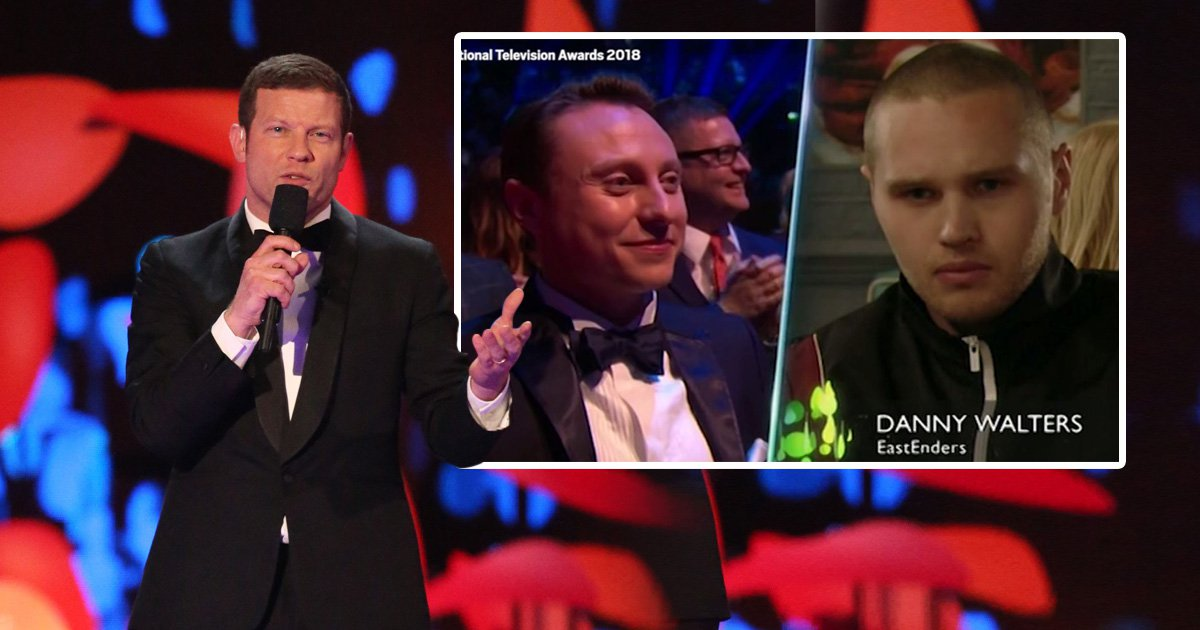 NTAs get the faces and names mixed up of newcomer nominees - video