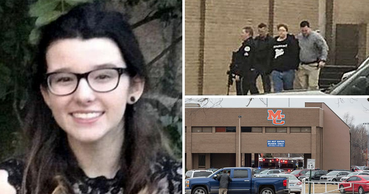 Student killed in school shooting called parents as she died but 'couldn't speak'