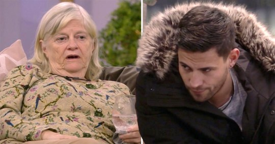 Celebrity Big Brother: Andrew calls Ann a c**t