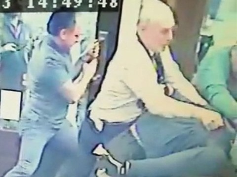 Hero single-handedly takes down jewellery store robber