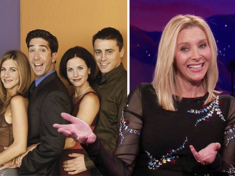 'Something should be done': Lisa Kudrow gives hope to Friends fans as she addresses THAT fake movie trailer