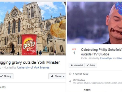 Bored? These are the weirdest events in the UK organised on Facebook