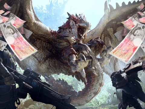 Capcom offering Monster Hunters £50,000 for evidence of real-life beasts