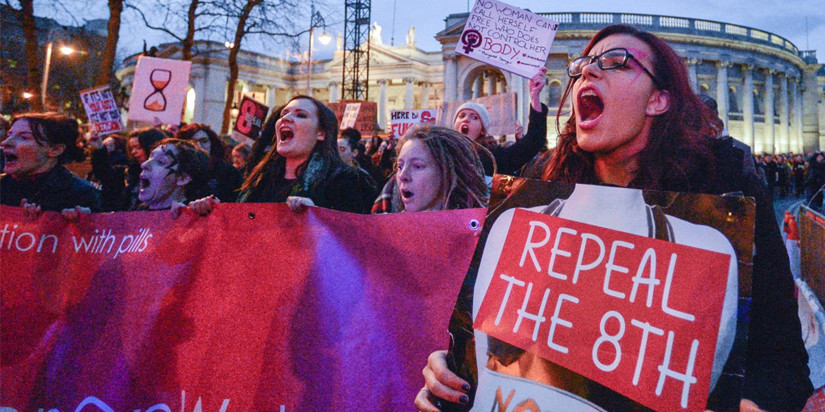 Ireland to hold referendum on abortion laws at the end of May