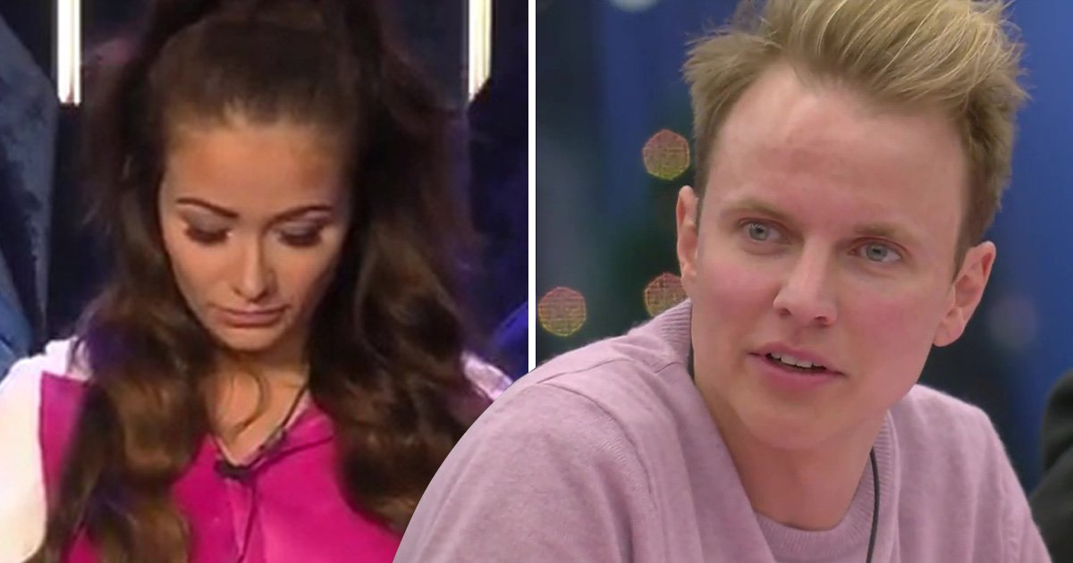 CBB's Shane Jenek admits he would have sex on TV as Jess Impiazzi breaks down over on-screen exploits