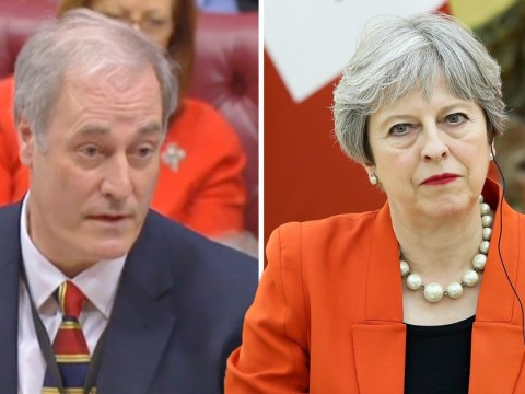 PM refuses to let Lord Bates resign over 'shame' of arriving late to debate