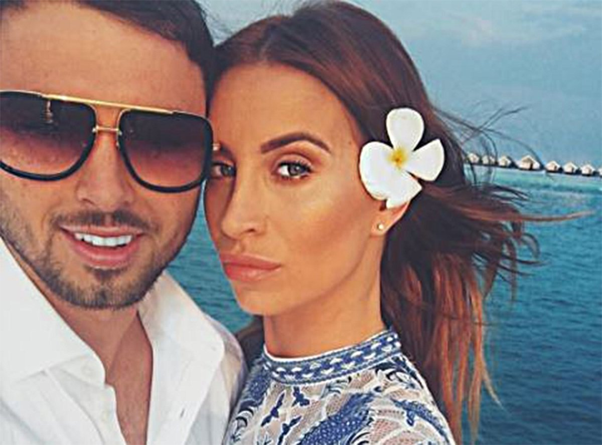 Ferne McCann won't say if she will tell daughter Sunday about Arthur Collins 'for her safety'
